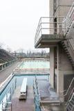 Стадион Олимпии Берлина Стоковые Фотографии RF