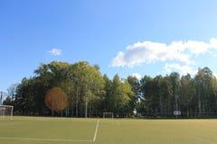 Стадион под открытым небом Стоковое Фото