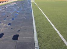 Стадион под открытым небом Стоковое Изображение
