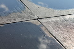 Стадион под открытым небом Стоковые Фотографии RF