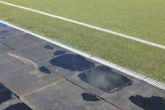 Стадион под открытым небом Стоковая Фотография
