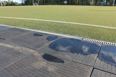 Стадион под открытым небом Стоковые Изображения