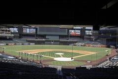 Стадион поля гоньбы Diamondbacks Аризоны Стоковые Фотографии RF