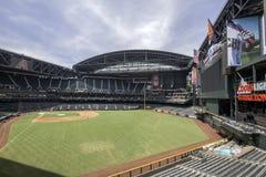 Стадион поля гоньбы Diamondbacks Аризоны Стоковая Фотография