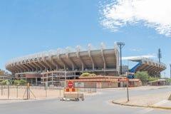 Стадион рэгби освободившееся государство Стоковое фото RF