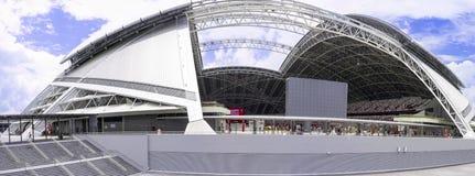 Стадион Сингапура Стоковое Изображение RF