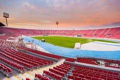 Стадион соотечественника Сантьяго Чили Стоковое Фото