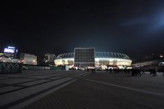 Стадион соотечественника Olympiyskiy Стоковое Фото