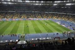 Стадион соотечественника Olympiyskiy Стоковая Фотография RF
