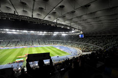 Стадион соотечественника Olympiyskiy Стоковая Фотография