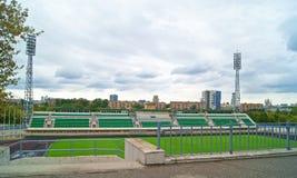 Стадион торпедо, город Москвы стоковое изображение