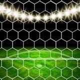 стадион футбола paris 01 города Стоковые Фото