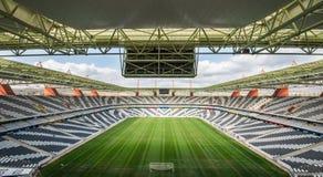 Стадион Южная Африка Nelspruit Mbombela Стоковые Изображения