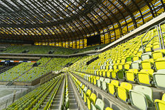 стадион 43 615 зрителей pge арены Стоковые Изображения