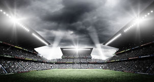стадион Стоковая Фотография RF