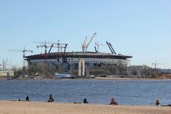 стадион Стоковое Изображение RF