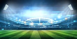 стадион Стоковая Фотография