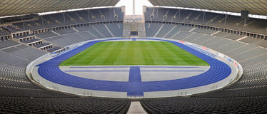 стадион berlin олимпийский Стоковое Изображение RF