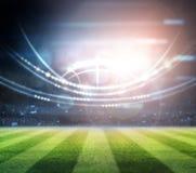 стадион 3d представляет, Стоковые Фотографии RF