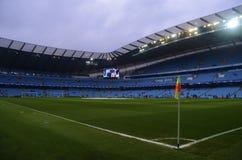 Стадион Etihad - арена Manchester City Стоковое Фото
