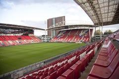 Стадион fc utrecht футбольного клуба в Нидерланд Стоковая Фотография