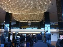 Стадион Juventus Стоковые Фотографии RF