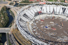 стадион london олимпийский Стоковая Фотография RF