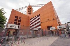 Стадион Luigi Ferraris стоковое изображение