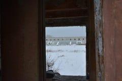 Стадион Monolit, Волгоград Стоковые Фото