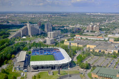 Стадион Saputo Стоковые Фото