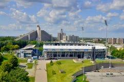 : Стадион Saputo Стоковое фото RF