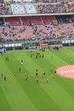 Стадион Stadio Giuseppe Meazza в милане, Италии Стоковое Фото