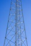Стальная башня Стоковые Фото
