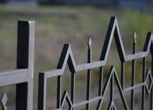 Стальная загородка Стоковая Фотография RF
