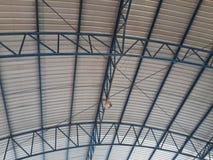 Стальная крыша Стоковые Изображения
