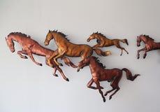 Стальная лошадь Стоковое Изображение RF