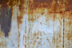 Стальная пластина - текстура A002 Стоковые Фото