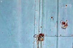 Стальная пластина - текстура A005 Стоковые Фото