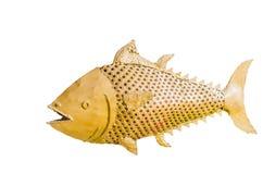 Стальная рыбка Стоковая Фотография
