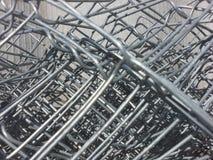 Стальная сеть Стоковая Фотография RF