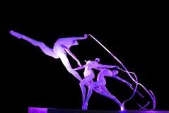 Стальная скульптура Стоковое Фото
