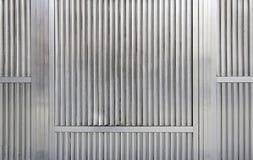 Стальная стена Стоковая Фотография RF