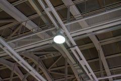 Стальная структура крыши Стоковое Фото