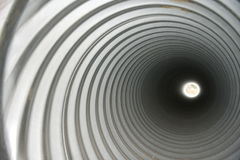 Стальная труба стоковые изображения