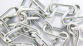 Стальная цепь II стоковое изображение rf