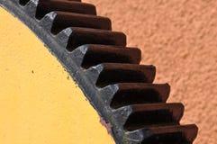 Стальное цепное колесо Стоковые Фотографии RF
