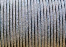 Стальной кабель Стоковое Изображение