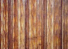 Стальной металл заржавел предпосылка текстурированная Grunge Стоковые Изображения