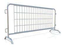 Стальные баррикады бесплатная иллюстрация