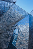 Стальные зеркала Стоковая Фотография RF